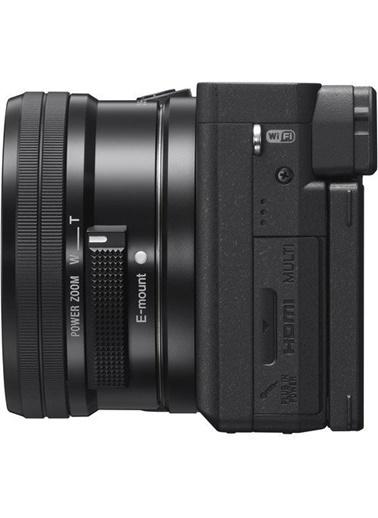 Sony ILCE-6400LB 16-50mm Dijital Fot Mak Renkli
